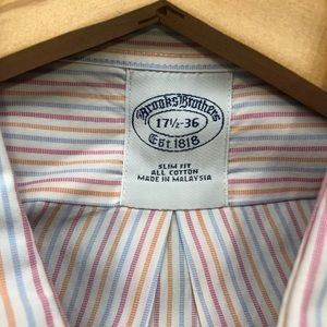 Brooks Brothers Shirts - Men's Brooks Brothers Dress Shirt